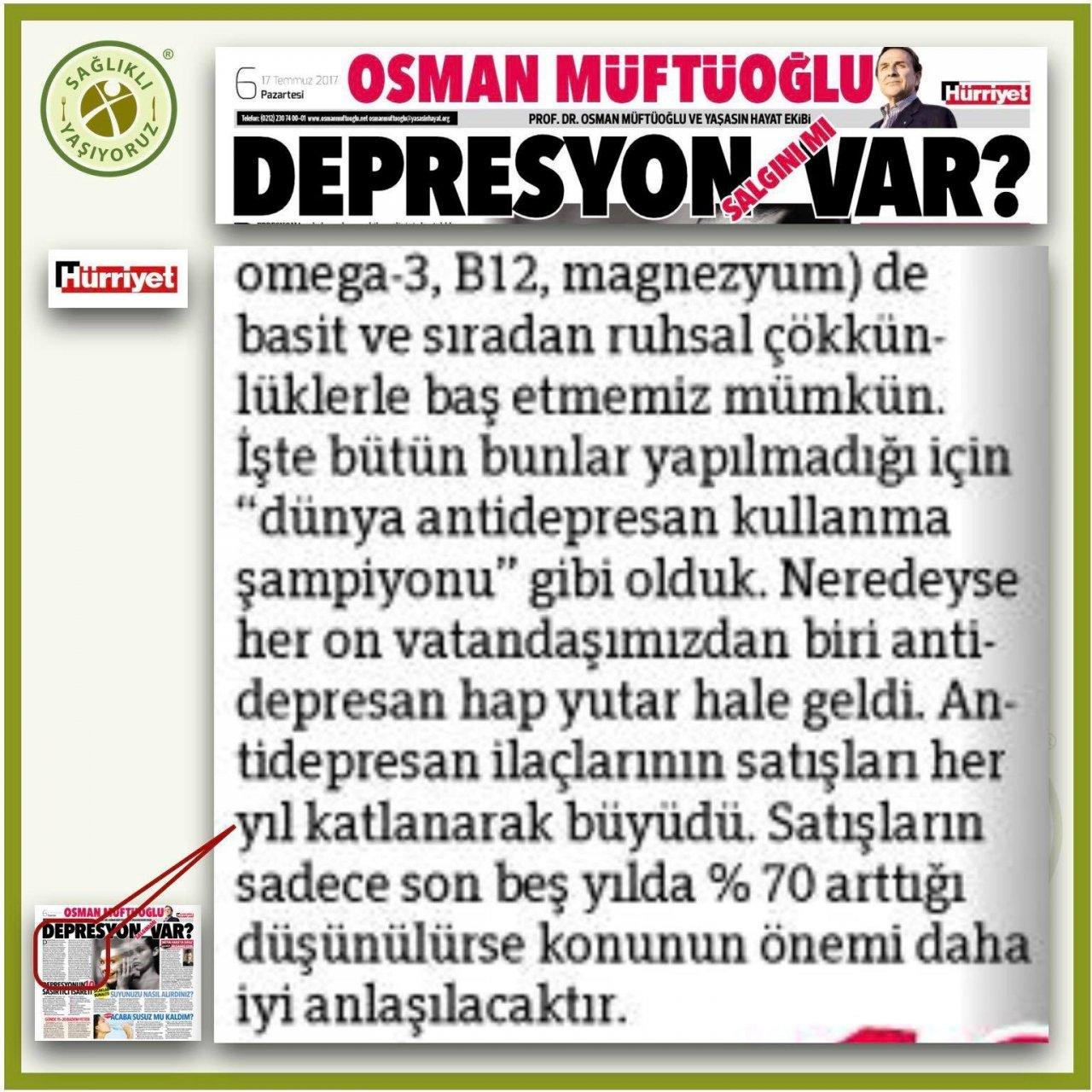 Depresyona Ne İyi Gelir: Depresyona Bitkisel Çözüm